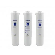 Sada filtračních vložek k reverzní osmóze Aquaphor Morion K5-K7B-K7M
