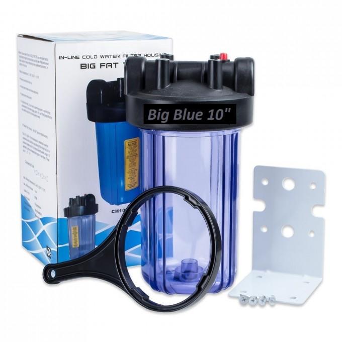 Průhledná nádoba filtru Big Blue 10