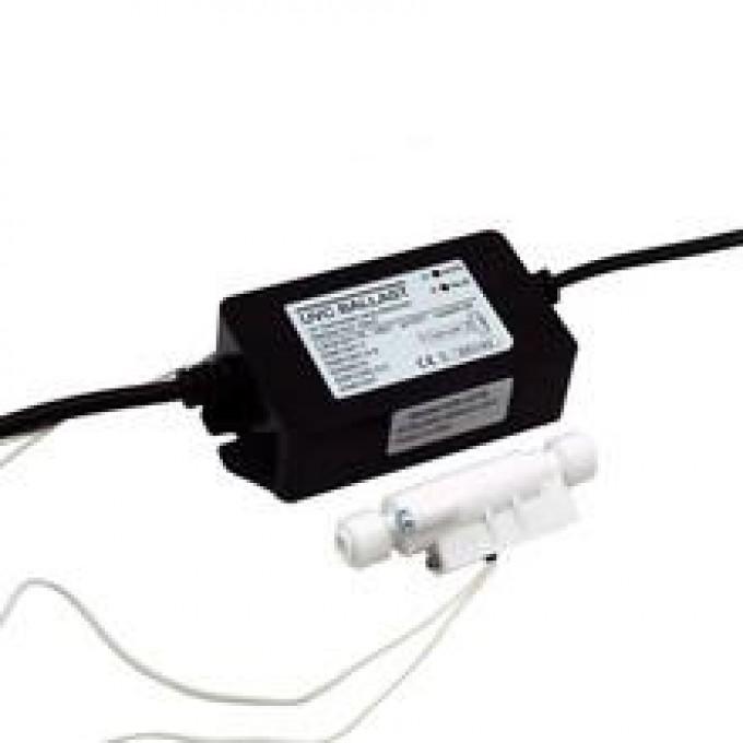 UV Ballast zdroj 12 - 16W T5L s průtokovým spínačem