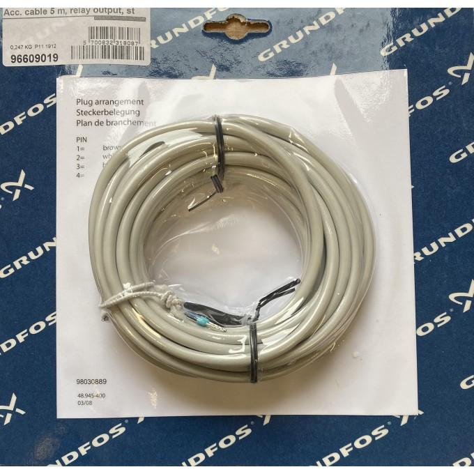 Externí poruchový impulzní kabel pro dávkovací čerpadla Grundfos