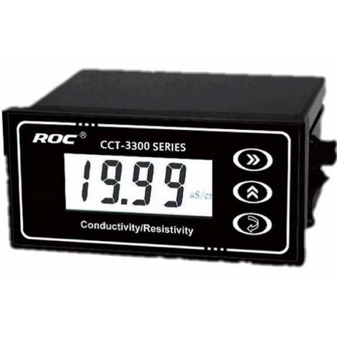 Konduktometr digitální panelový CCT-3320T