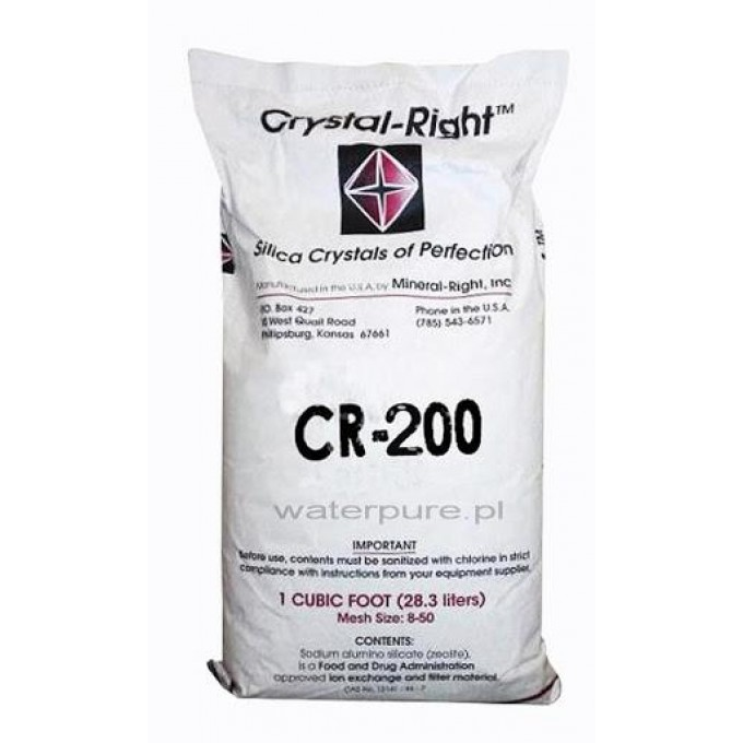 Crystal Right CR-200 28,3 litru - výprodej