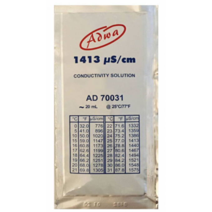 Kalibrační roztok 1413 µS 20 ml