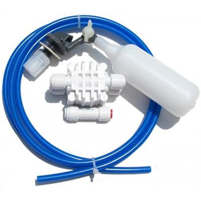 Automatický plovák s čtyř-cestným ventilem