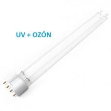 UV zářivka s ozónem 24W TDZ-101 2G11 4PIN
