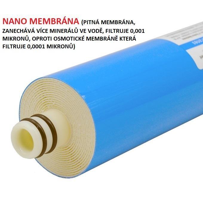 VONTRON 1812 - 50 GPD NANO membrána
