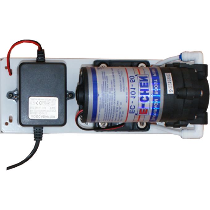 Posilovací čerpadlo k reverzní osmóze, komplet 100 GPD