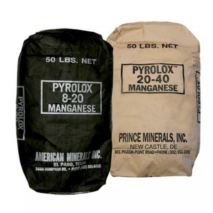 Pyrolox Advantage pro odstranění železa