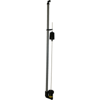 Plovákový ventil 154 cm - 1/2