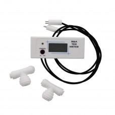 Digitální měřič vodivosti uS/cm dvojitý