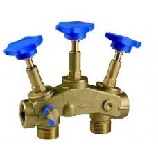 Třícestný ventil - By-pass 1