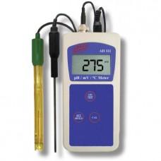ADWA AD111 profesionální pH-ORP-TEMP přenosný přístroj